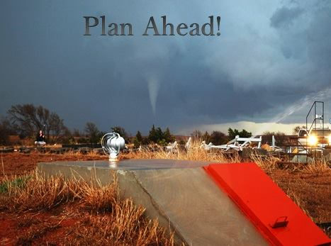 Plan Ahead!
