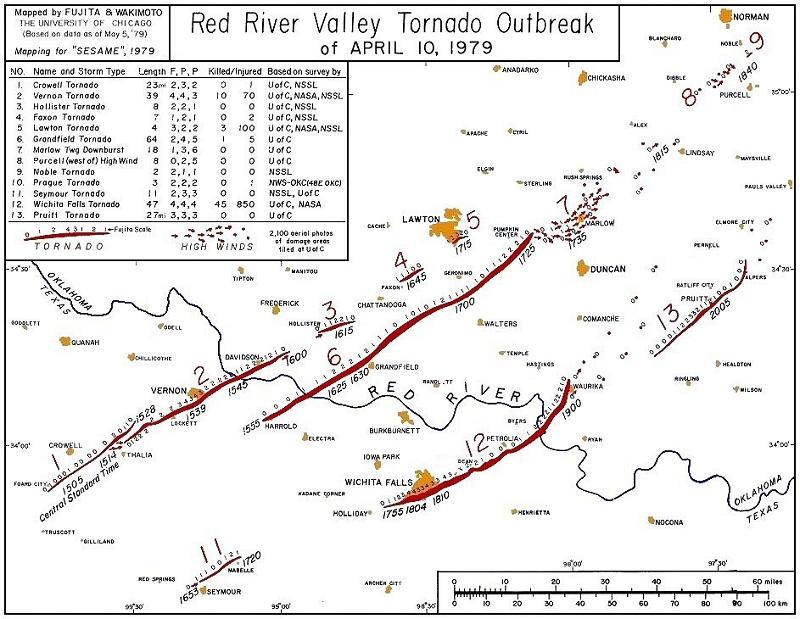Wichita Falls Tornado